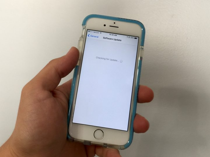 iPhone 6 iOS 9 Impressions