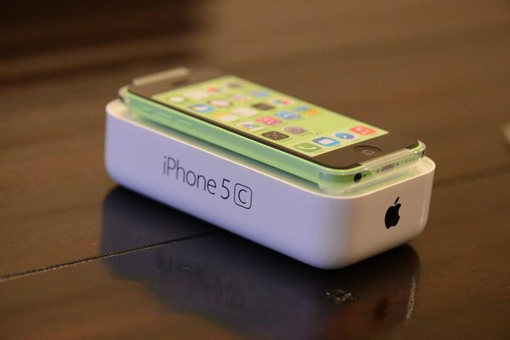 No More iPhone 5c