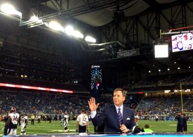iPhone 6 Plus Photo Samples NFL Lions vs Broncos - 9
