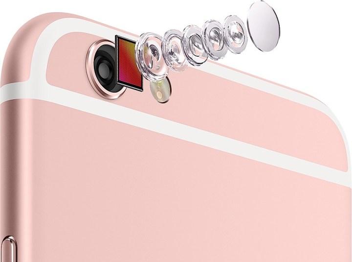 12MP iPhone 6s Camera