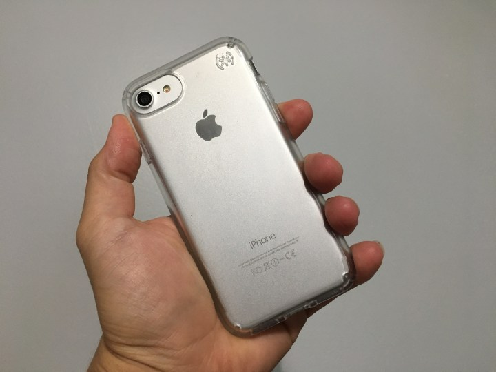 If you use a clear iPhone 7 case, color is especially important.