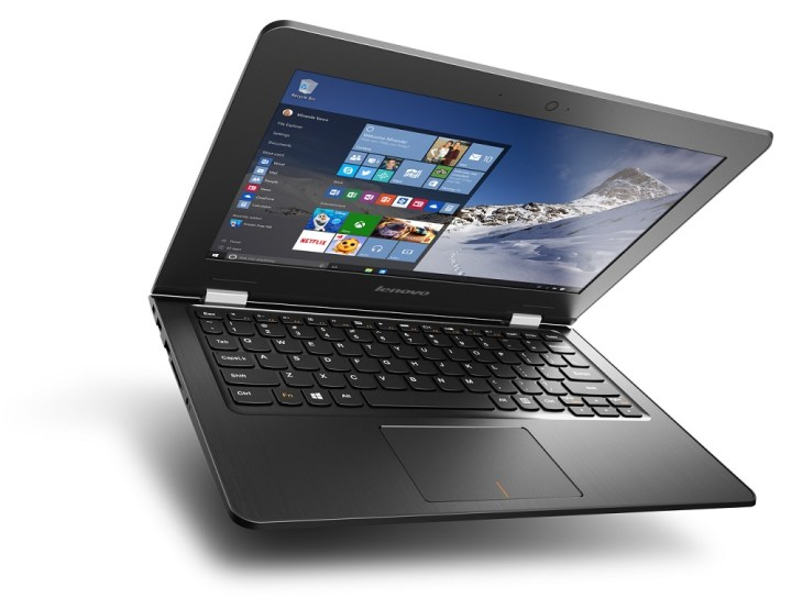 Lenovo IdeaPad 300S in Black.