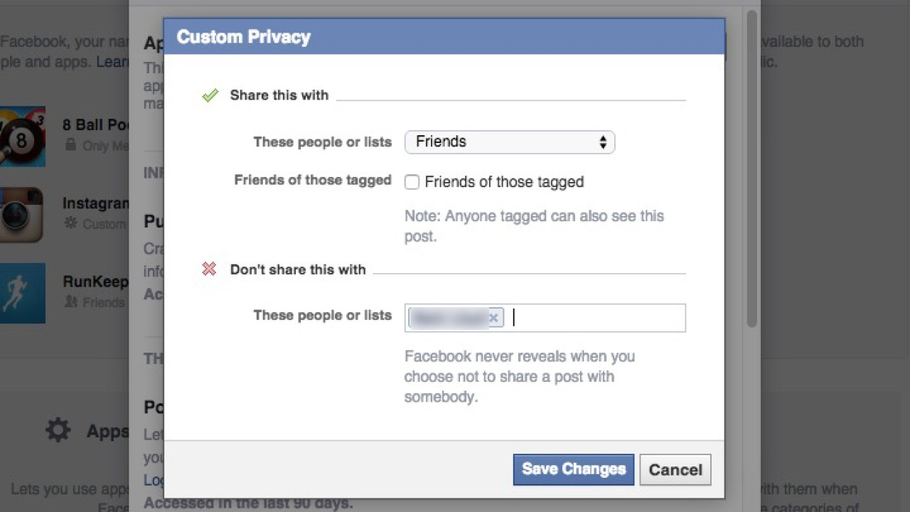 How to Change Instagram Privacy Settings on Facebook