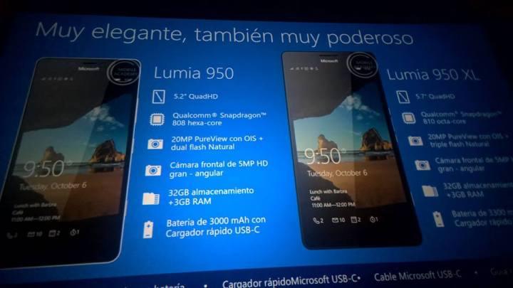 lumia 950 leaks