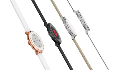 pebble time round side