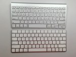 Apple Magic Keyboard vs Apple Wireless Keyboard - 2
