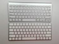 Apple Magic Keyboard vs Apple Wireless Keyboard - 2