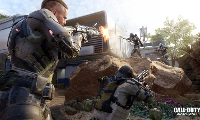 Here's what's changed from the Call of Duty: Black Ops 3 beta to the release.