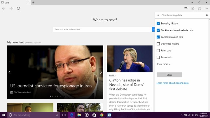 How to Delete Windows 10 Browser History (8)