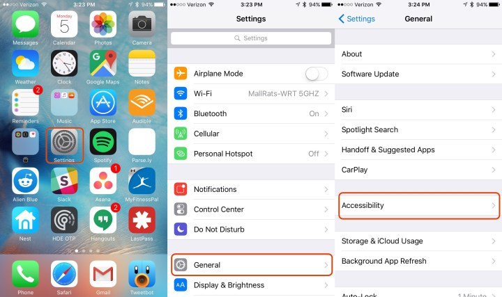 How to Turn Off 3D Touch iPhone 6s