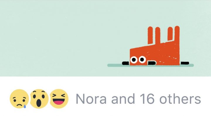 What you need to know about Facebook Reactions, the new Facebook Like Button.