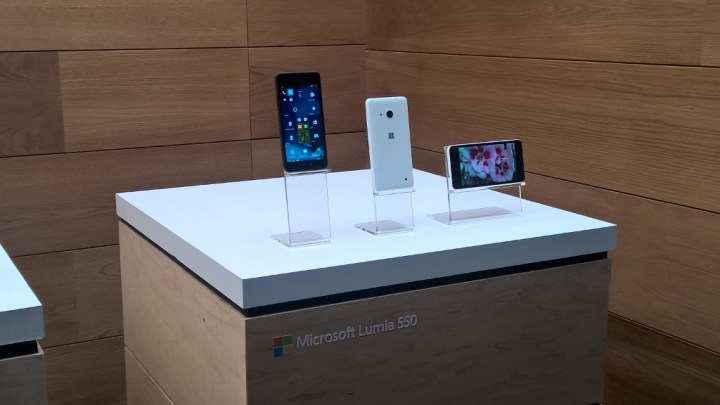 Lumia 950, 550 and 950 XL (2)
