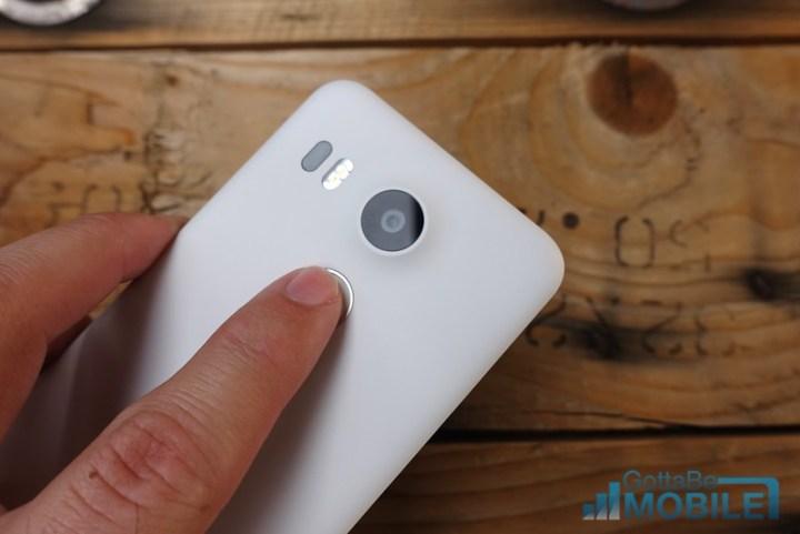 Nexus 5X-fingerprint