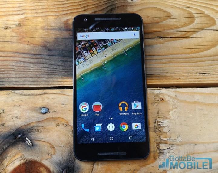 Nexus 5X-screen