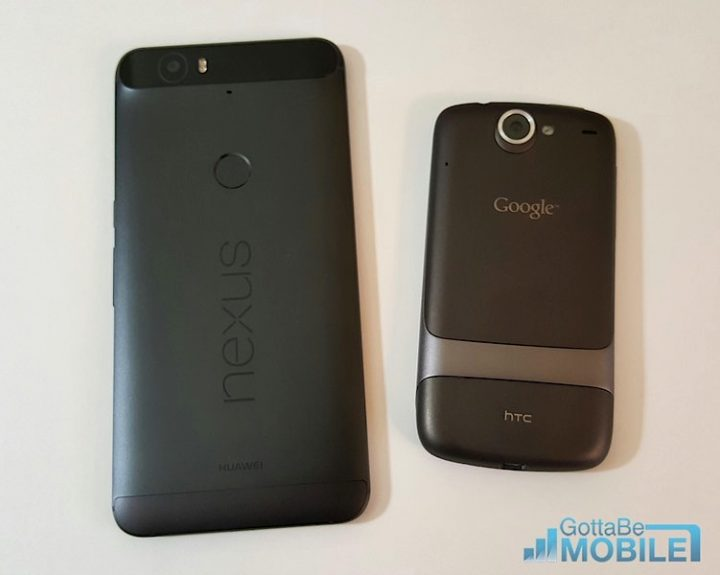 The Nexus lineup has come along ways in a few short years