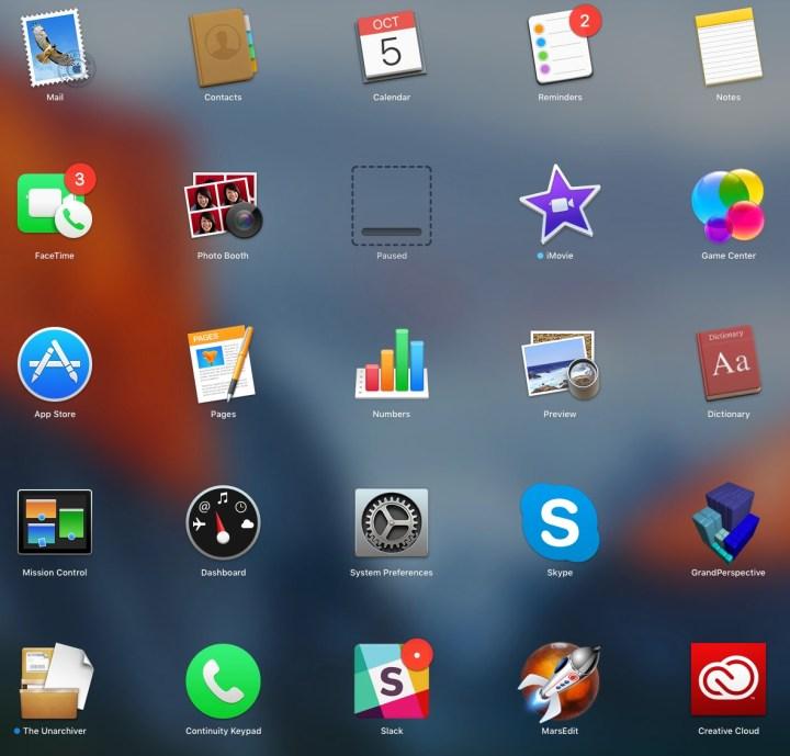 OS X El Capitan App Compatibility