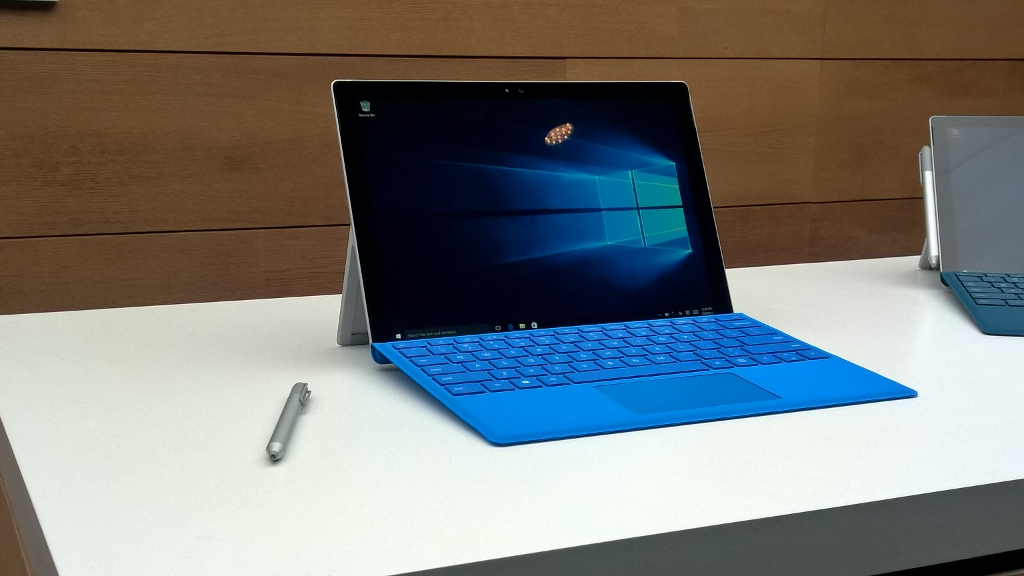 how to fix screen problems on surface pro