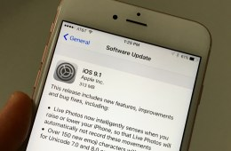 The iOS 9.1 release date arrives with fixes, Emoji and features.
