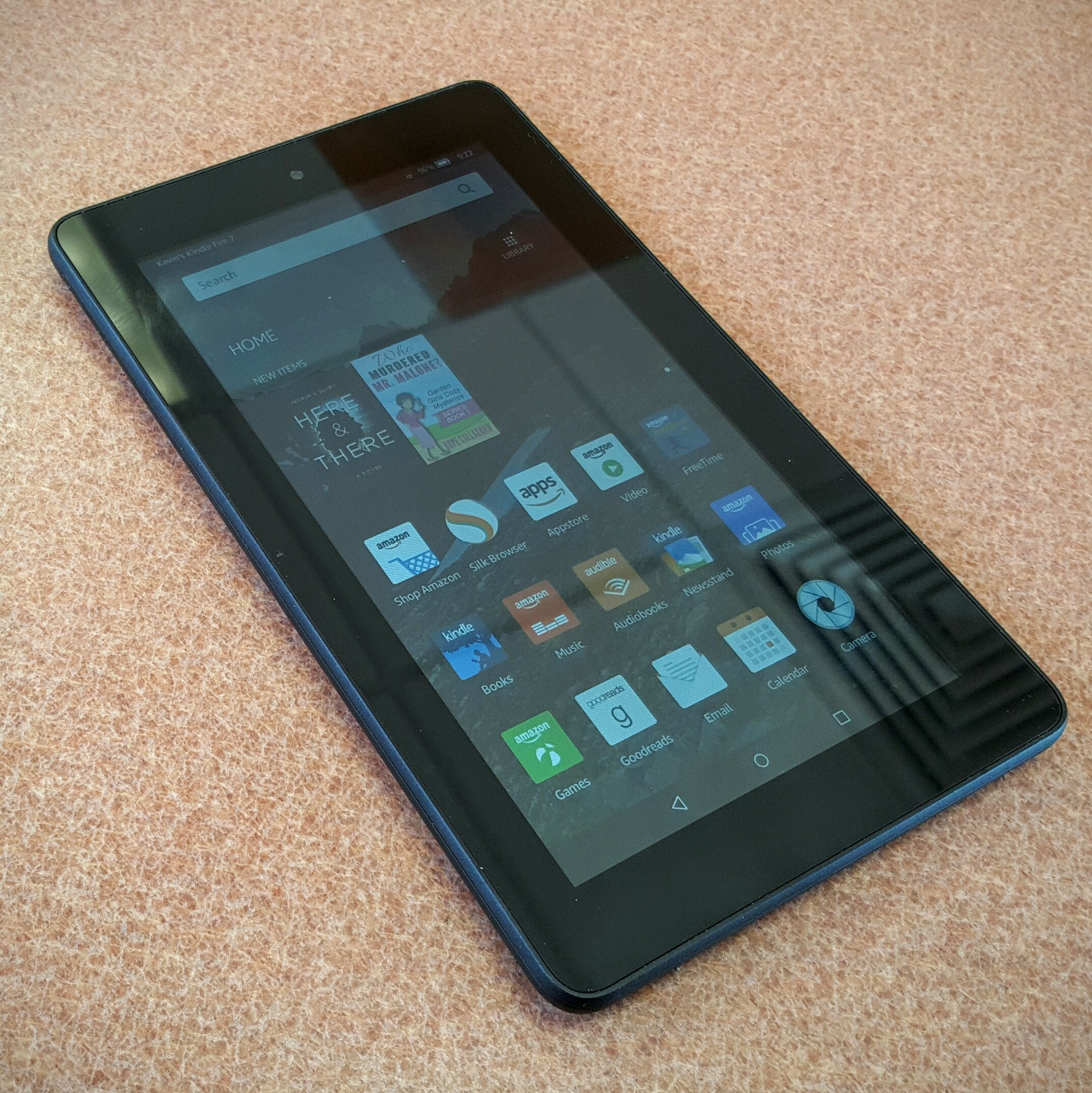 Kindle Fire 7 Review: $50 Tablet Satisfies Most Needs at a Great Price