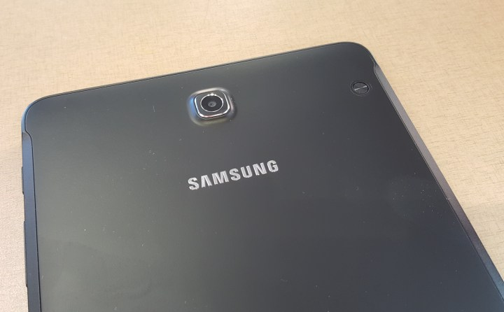 samsung galaxy tab s2 rear camera