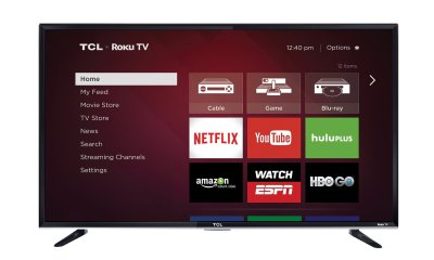 Expect a 50-inch HDTV for $150 as part of the Amazon Black Friday 2015 deals.