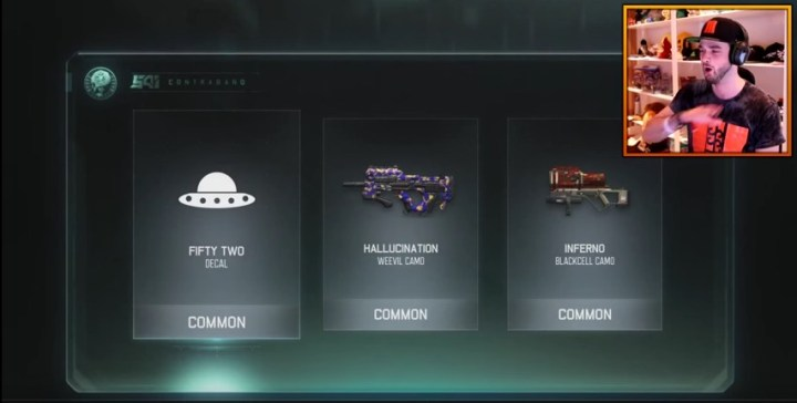 Black Ops 3 Supply Drops & Cryptokeys