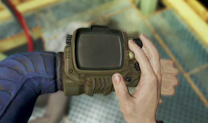 I'm Addicted to the Pip Boy App