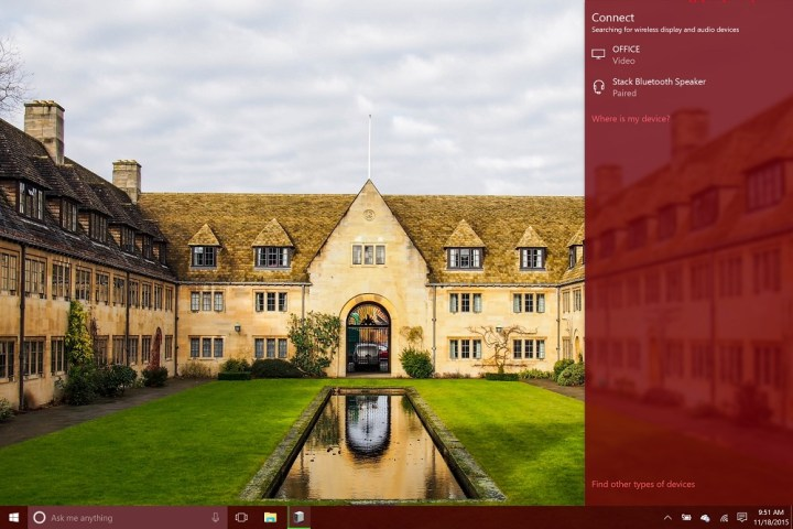 How to Cast and Stream from Windows 10 (4)