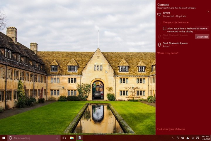 How to Cast and Stream from Windows 10 (5)