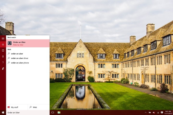 How to Use Uber in Windows 10 (2)