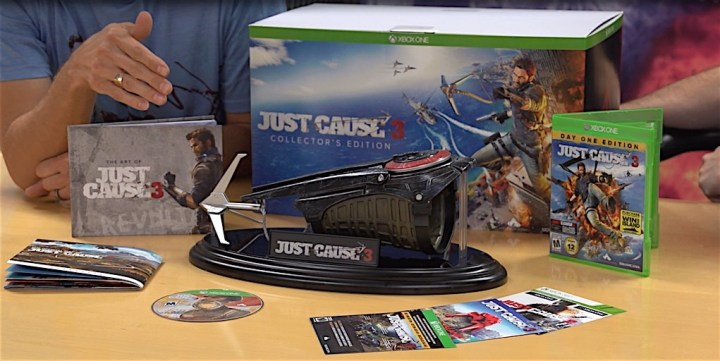 Just Cause 3 Release Date - 2