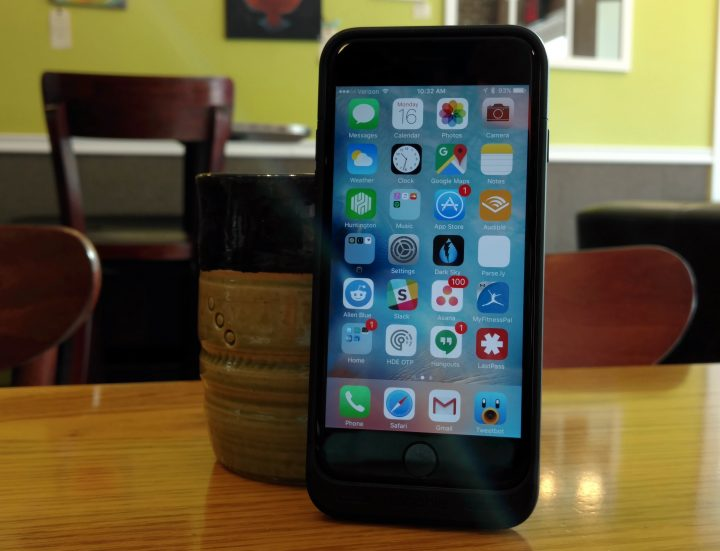Mophie Juice Pack Reserve Review - iPhone 6s Battery Case - 2