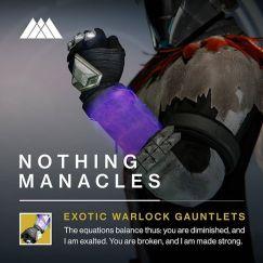 New Destiny Exotics - Destiny December Update - 5