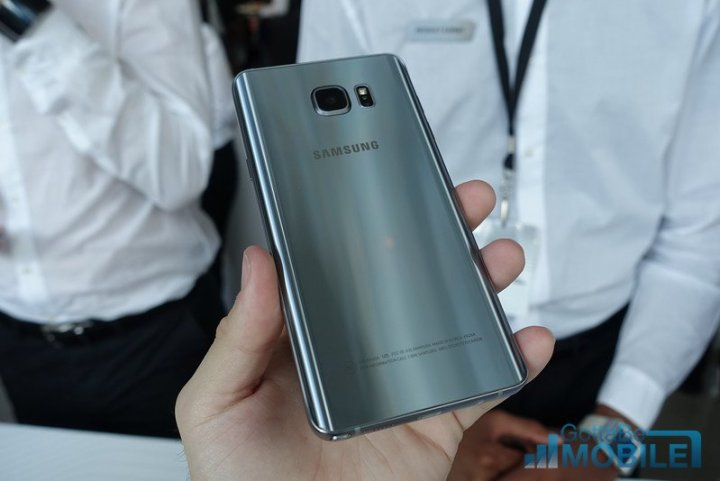 Galaxy Note 5 Marshmallow Release Date