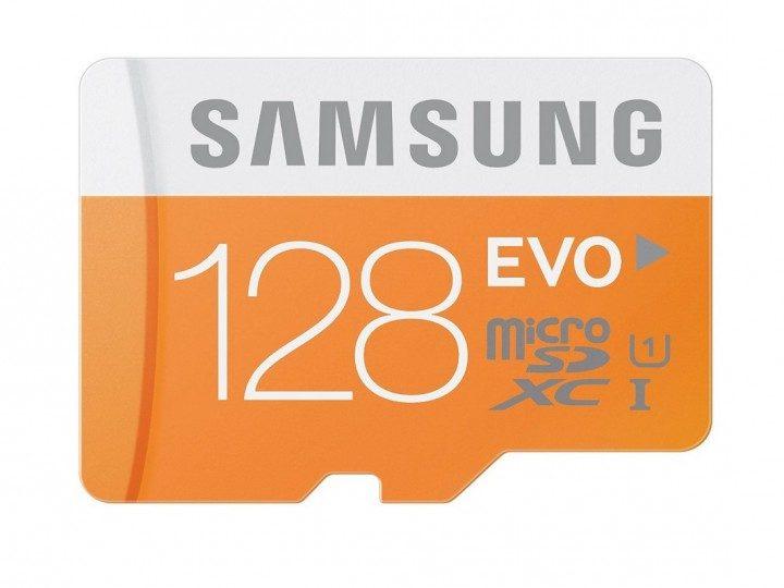 Samsung 128GB Micro-SD Card