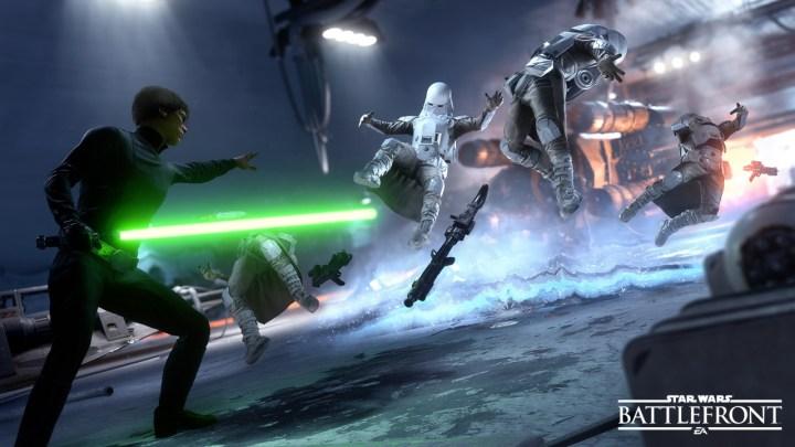 Star Wars Battlefront Release Date - 11