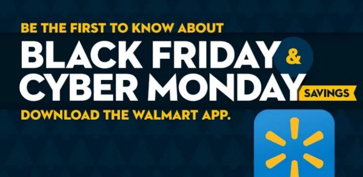 Download the app to be among the first to see the Walmart Black Friday 2015 ad.