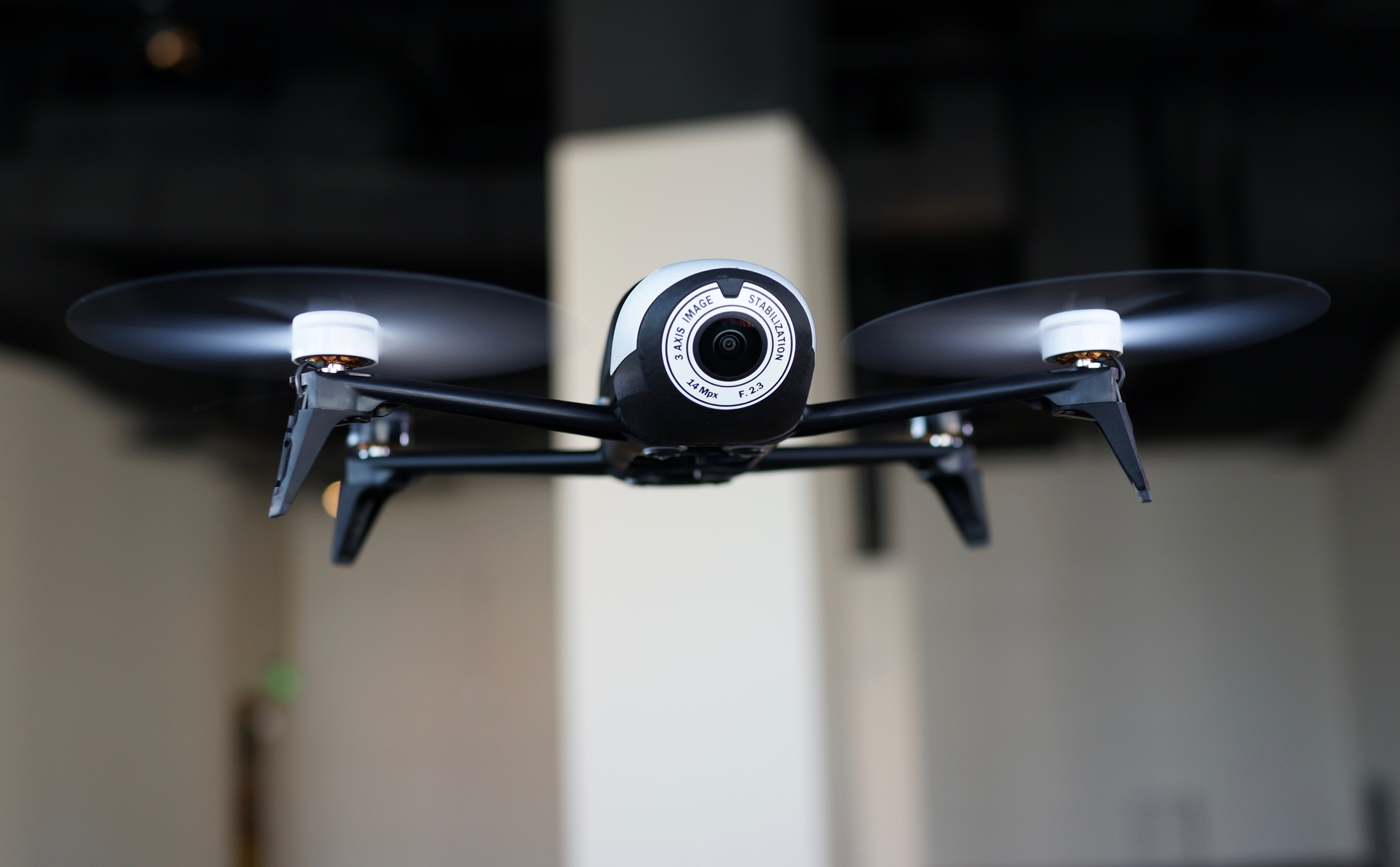 bebop 2 drone launches just in time for the holidays. Black Bedroom Furniture Sets. Home Design Ideas