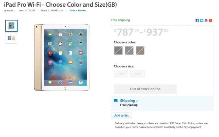 iPad Pro Release Date This Week