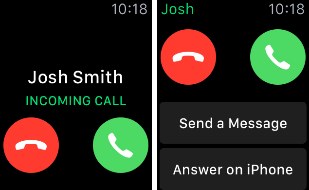 how to end call on iphone