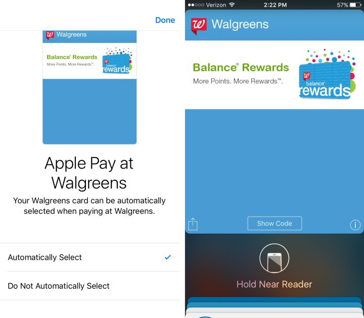 How to Use Your Walgreens Card with Apple Pay