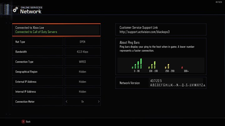 Connection is king in Black Ops 3.