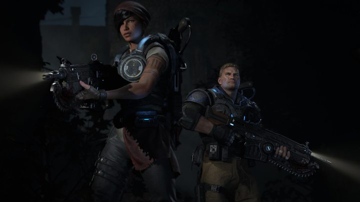 Gears of War 4 Release Date
