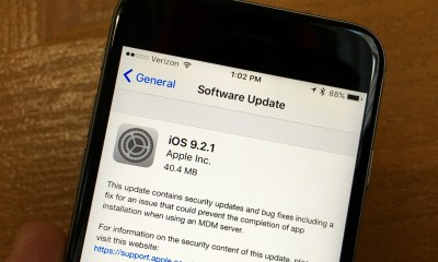 This guide will show you how to install iOS 9.2.1 on iPhone and iPad.