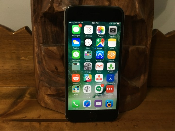 How to fix slow iOS 10 performance.