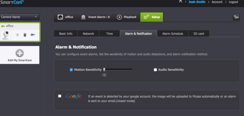 Samsung SmartCam HD Pro Review - 2