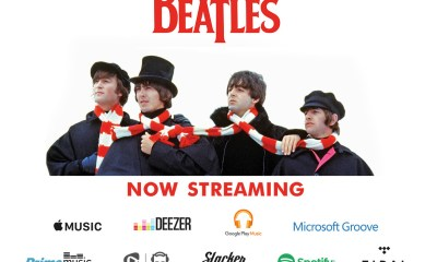 The Beatles Spotify, Apple Music and other streaming services start on Christmas Eve.