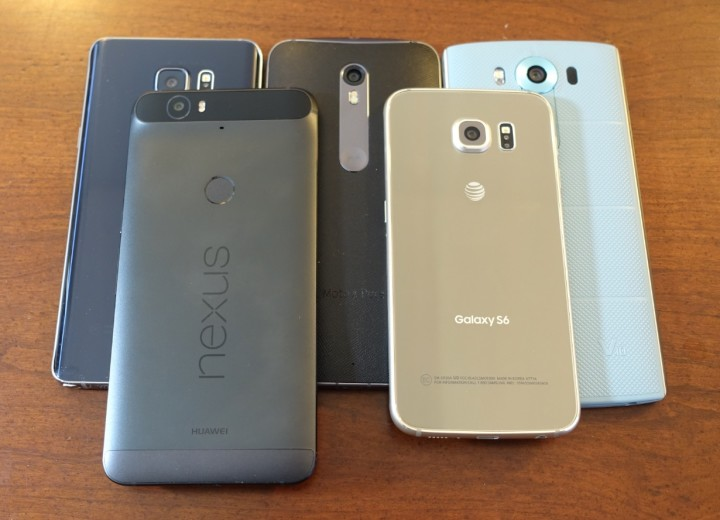 There are a lot of great phones to consider if you switch to Verizon.