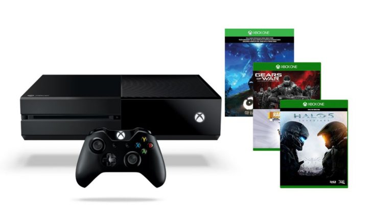 Xbox One Spring Bundle