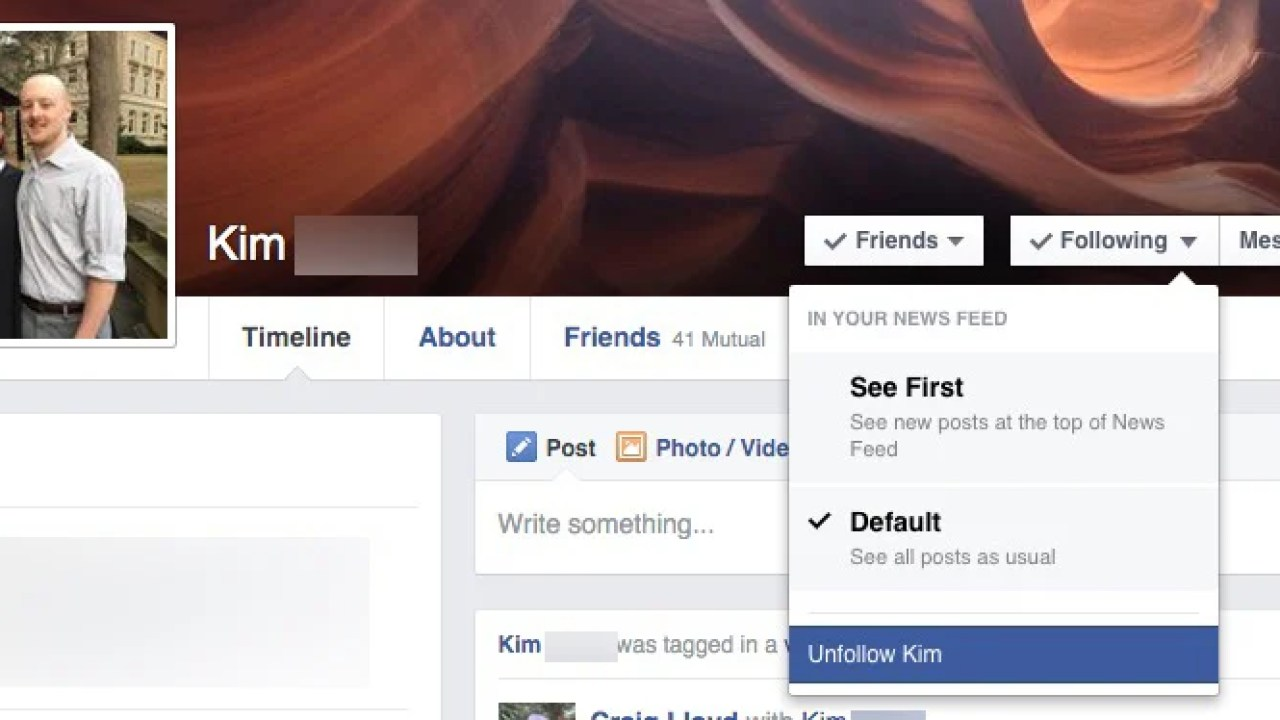 How to Hide a Friend's Facebook Posts Without Unfriending